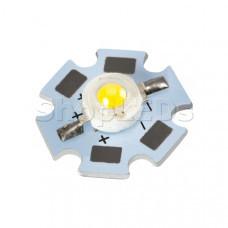 Мощный светодиод ARPL-Star-3W-BCX45 White