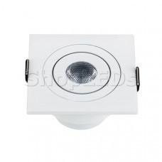 LTM-S60x60WH 3W White 30deg