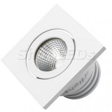 Светодиодный светильник LTM-S50x50WH 5W Warm White 25deg