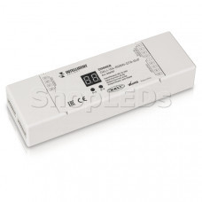 INTELLIGENT ARLIGHT Диммер DALI-104-RGBW-DT8-SUF (12-36V, 4х5А)