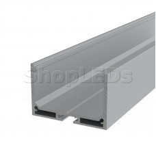 Профиль накладной алюминиевый 5032-2 2 м REXANT