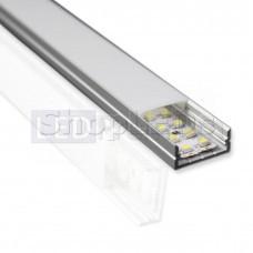 Накладной алюминиевый профиль SLA-21 [22.5x10mm]