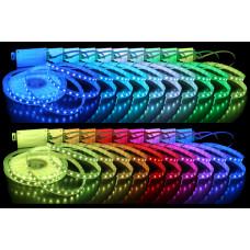 Герметичная светодиодная лента SMD 5050 60LED/m IP65 24V RGB